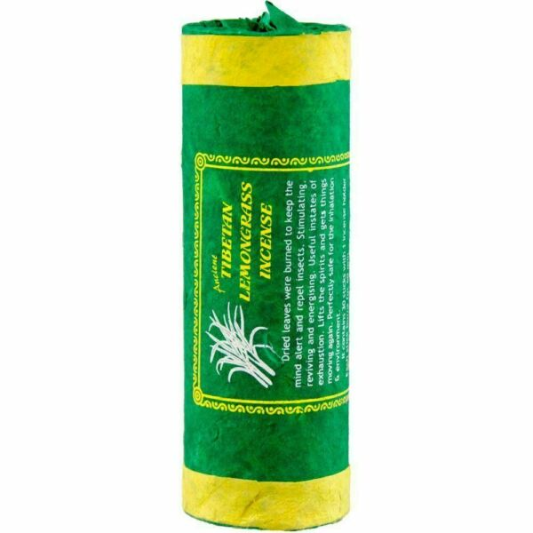Ancient Tibetan Lemongrass Incense Sticks