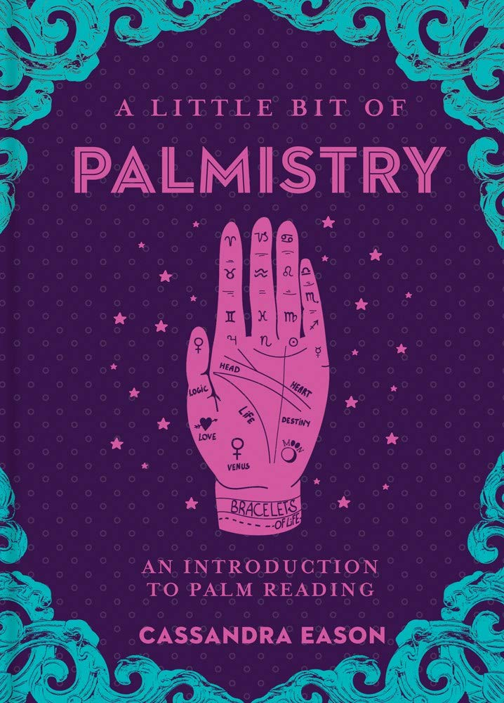 A Little Bit of Palmistry by Cassandra Eason