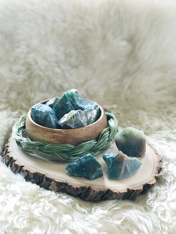 Tumbled Labradorite for Spiritual Beauty