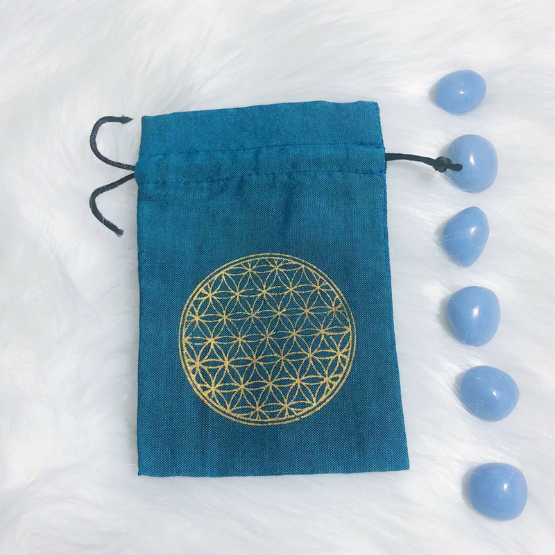 Sacred Geometry Pouches - Various Styles