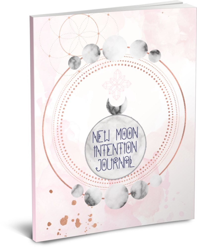 [FREE DOWNLOAD] New Moon Intention-Setting Journal