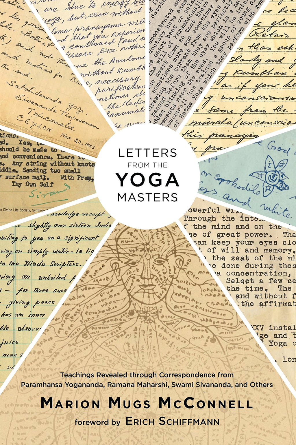 Letters from the Yoga Masters by Marion Mugs McConnell