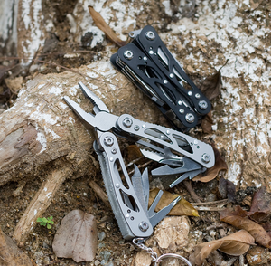 Outdoor Multifunction Pliers Sports & Outdoor black Fashion & Tech Shop