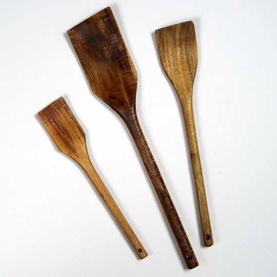 Acacia Wood Paddles