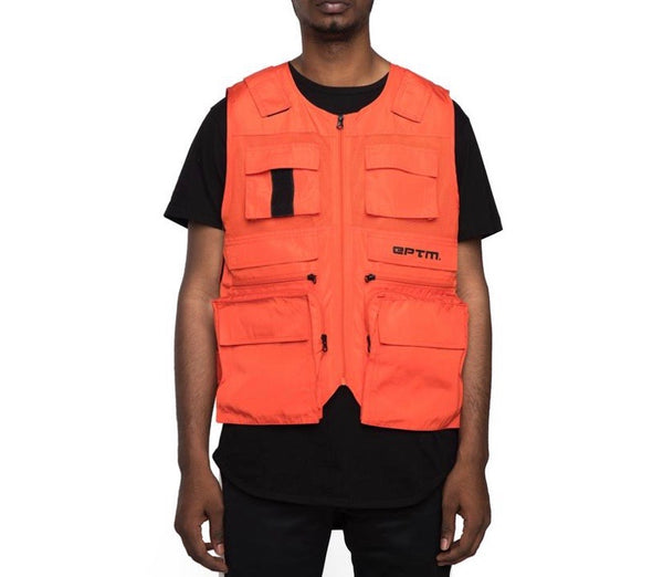 EPTM ORANGE-BALLISTIC UTLIE VEST