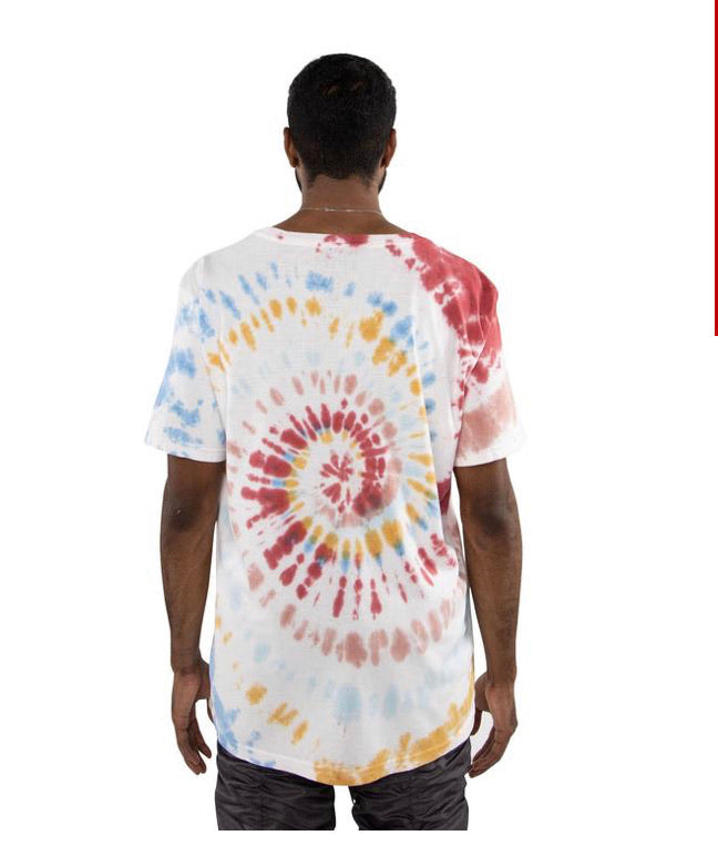 EPTM RED/BLUE-SET THE WORLD ON FIRE TEE