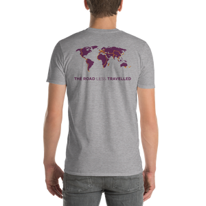 TDA world map tee