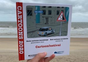 Boek Cartoonfestival