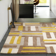 Load image into Gallery viewer, Matrix - 17 Code Yellow Rug
