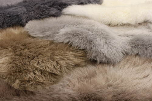 Auckland - Luxury Faux Sheepskin