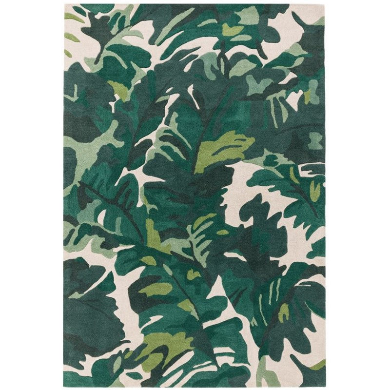 Matrix - Palm Green Rug