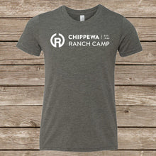 Load image into Gallery viewer, Chippewa Youth Short Sleeve Tee