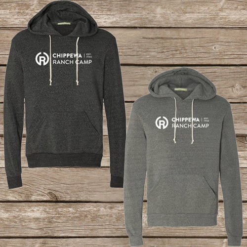 Chippewa Ranch Camp Eco-Fleece Hooded Sweatshirt