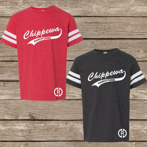 Chippewa Football Tee