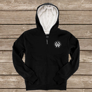 LIMITED EDITION CRC Sherpa Lined Fleece Hoodie