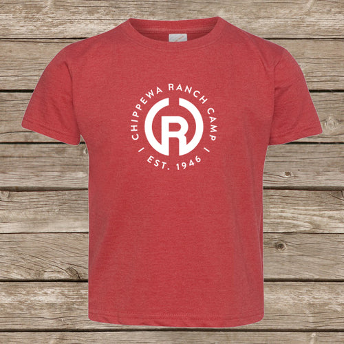 Chippewa Ranch Camp Toddler Tee