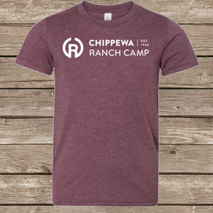 Chippewa Youth Short Sleeve Tee