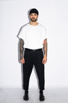 Le Pantalon Over-Size Black Homme
