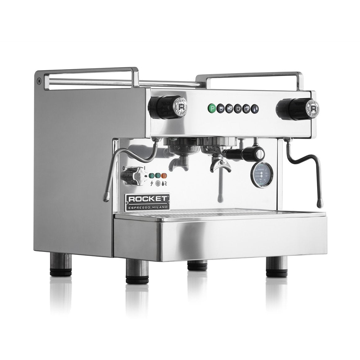 Rocket Espresso Boxer Commercial Espresso Machine - 1 Group