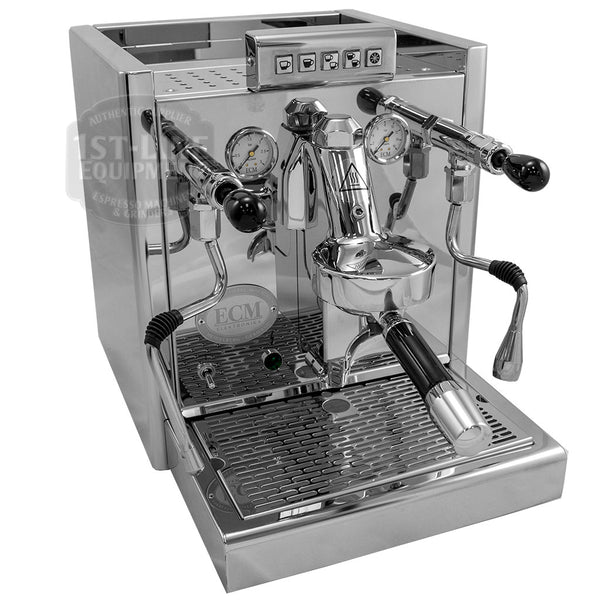 ECM Elektronika II Profi Switchable Espresso Machine-Lowest Prices Online Barista Boss