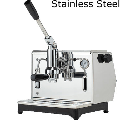 Ponte Vecchio Lusso Espresso Machine - 1 Group - Stainless Steel