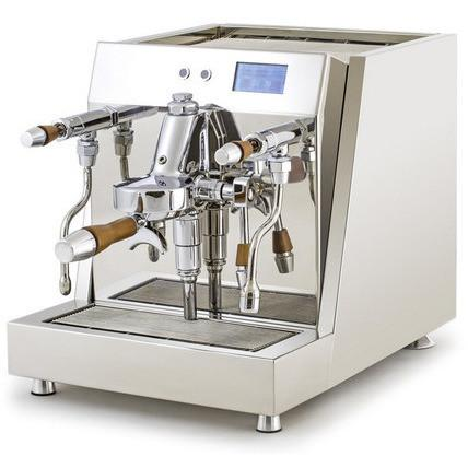 M&V Vesuvius Dual Boiler Espresso Machine-Lowest Prices Online at Barista Boss