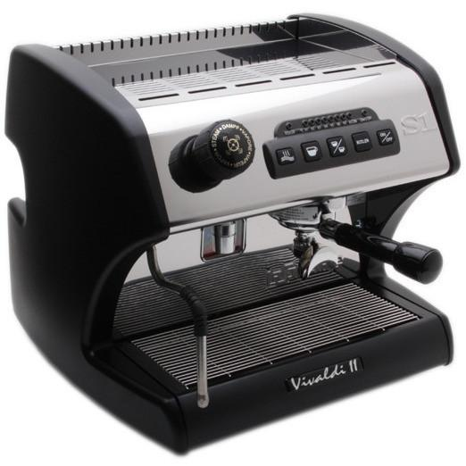 La Spaziale S1 Vivaldi II Espresso Machine - Black-Lowest Prices Online Barista Boss