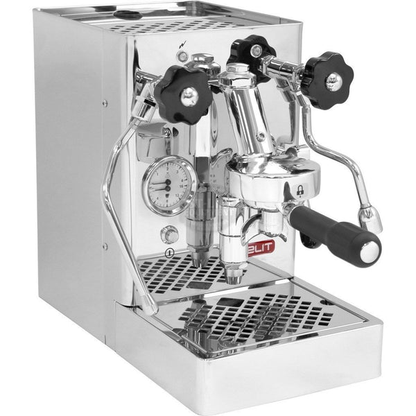 Lelit Pl62 Mara Espresso Machine with Rosette Knobs-Lowest Prices Online Barista Boss