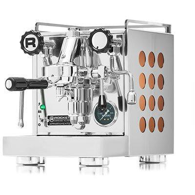 Rocket Appartamento Espresso Machine - Copper-Lowest Prices Online at Barista Boss