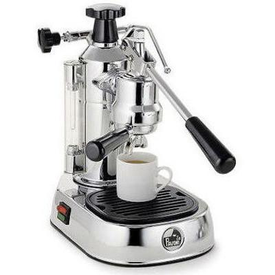 La Pavoni Europiccola Manual Espresso Machine - Chrome - EPC-8-Lowest Prices Online at Barista Boss