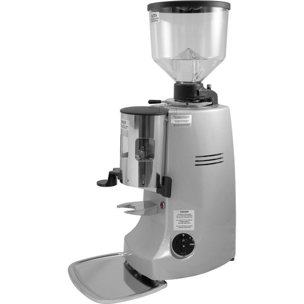Mazzer Robur Automatic Silver Commercial Espresso Grinder
