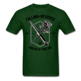 Fall in Reverse Tee - forest green