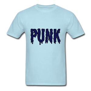 Punk Tee - powder blue