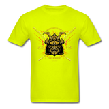 MMA Tee - safety green