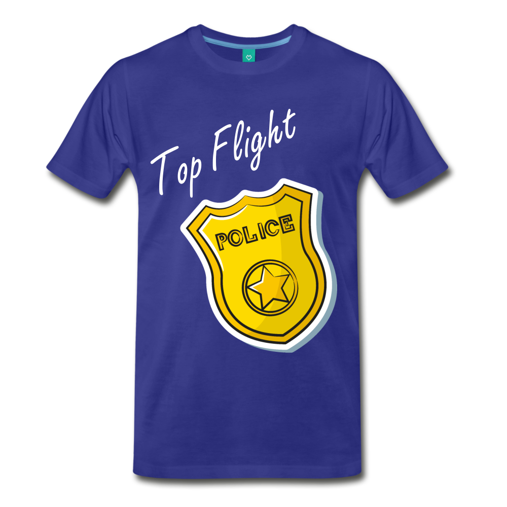Top Flight - royal blue