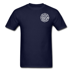 W. Dale Tee - navy