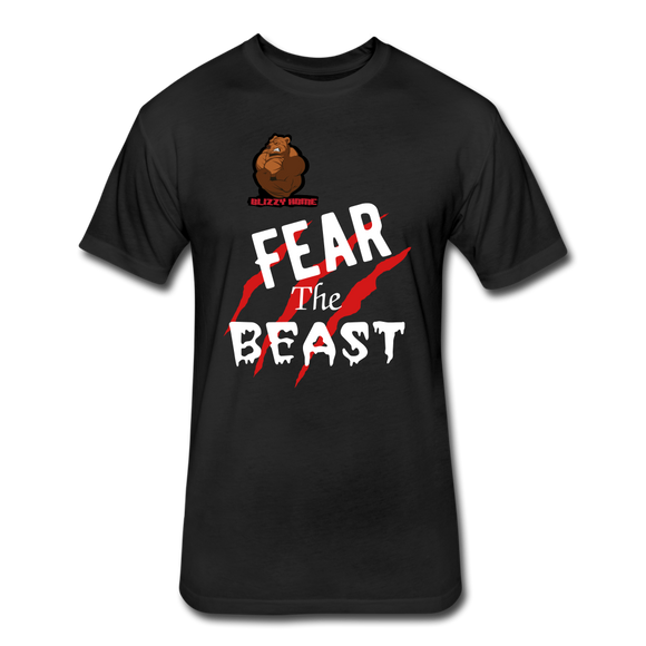 Fear The Beast - black