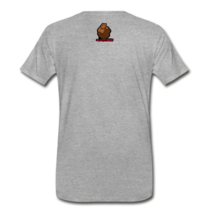Canaan Harvey Tee - heather gray