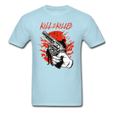 Kill Tee - powder blue