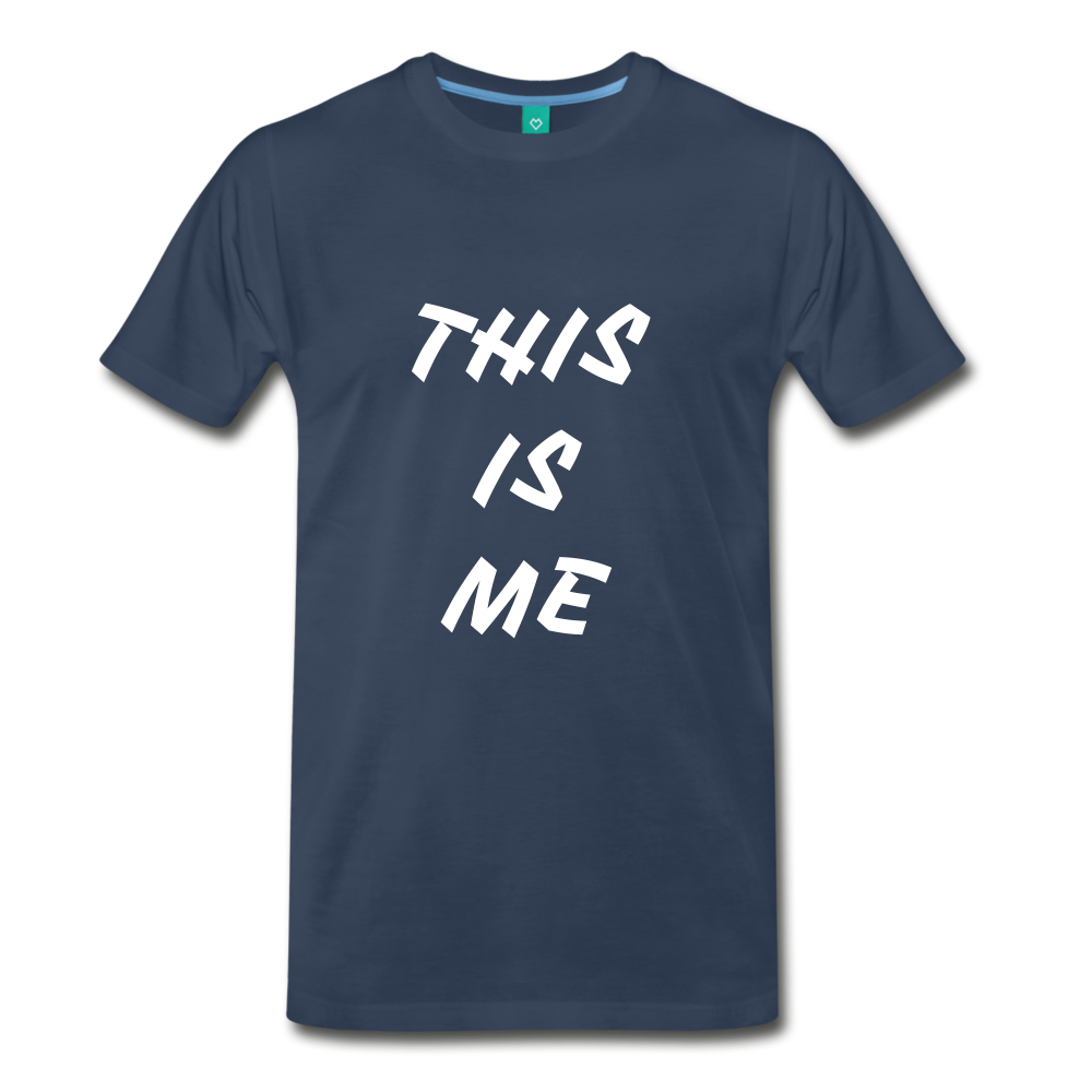 This is me Tee - navy