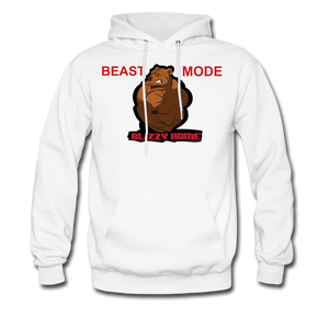 Beast Mode Hoodie - royal blue