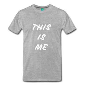This is me Tee - heather gray