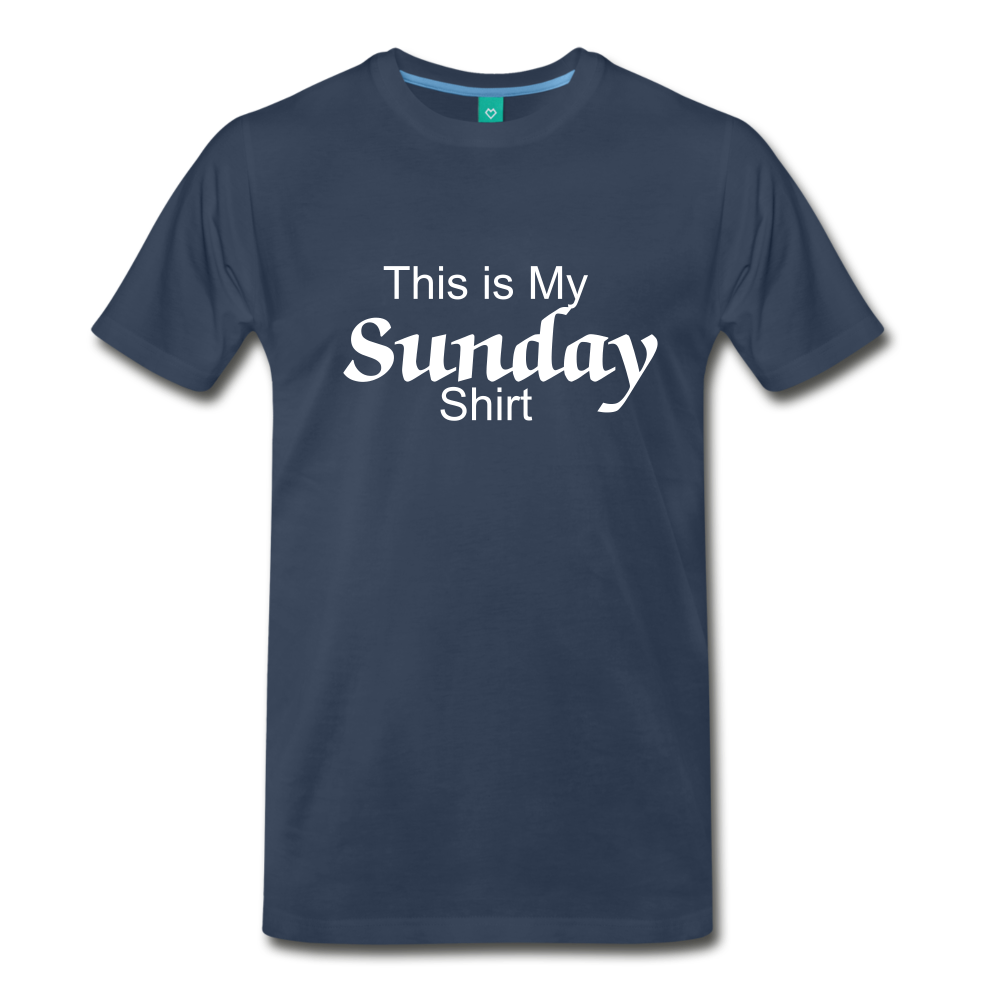 Sunday Shirt - navy