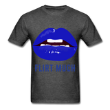 Flirt Tee - heather black