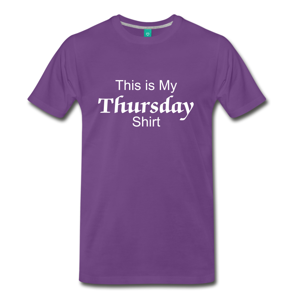 Thursday Shirt - purple
