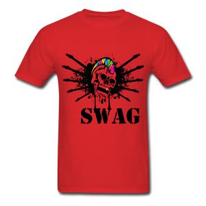 Swag Tee - red
