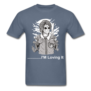 Loving it Tee - denim