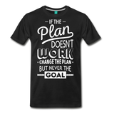 Change PLan - black