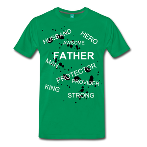 FATHER PLUS - kelly green