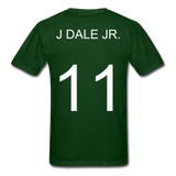 J. Dale Tee - forest green